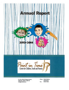 Click on image to download 2013-2014 Annual Report