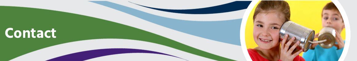 Contact Section Banner